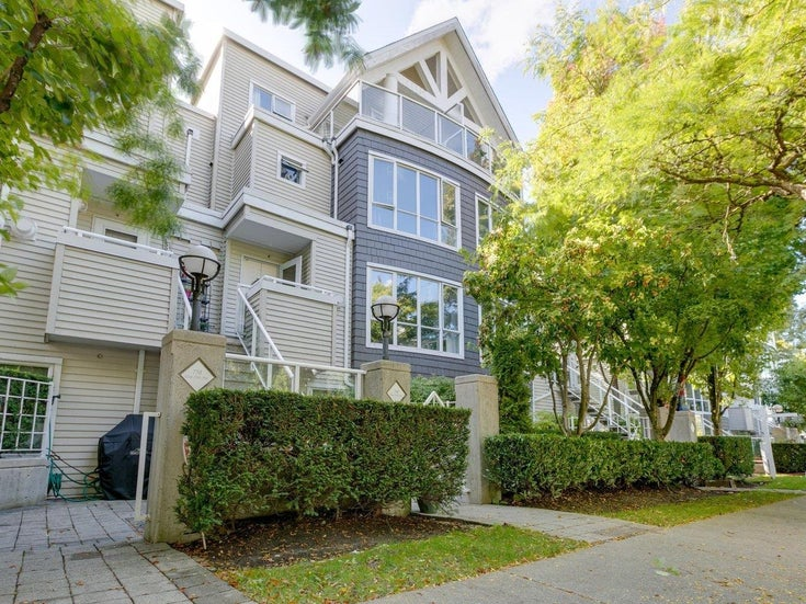 758 W 15TH AVENUE - Fairview VW Townhouse for sale, 3 Bedrooms (R2618802)