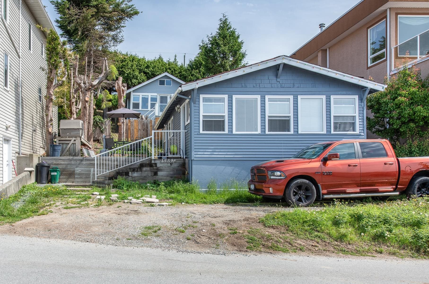15400 COLUMBIA AVENUE - White Rock House/Single Family for sale, 2 Bedrooms (R2618805)