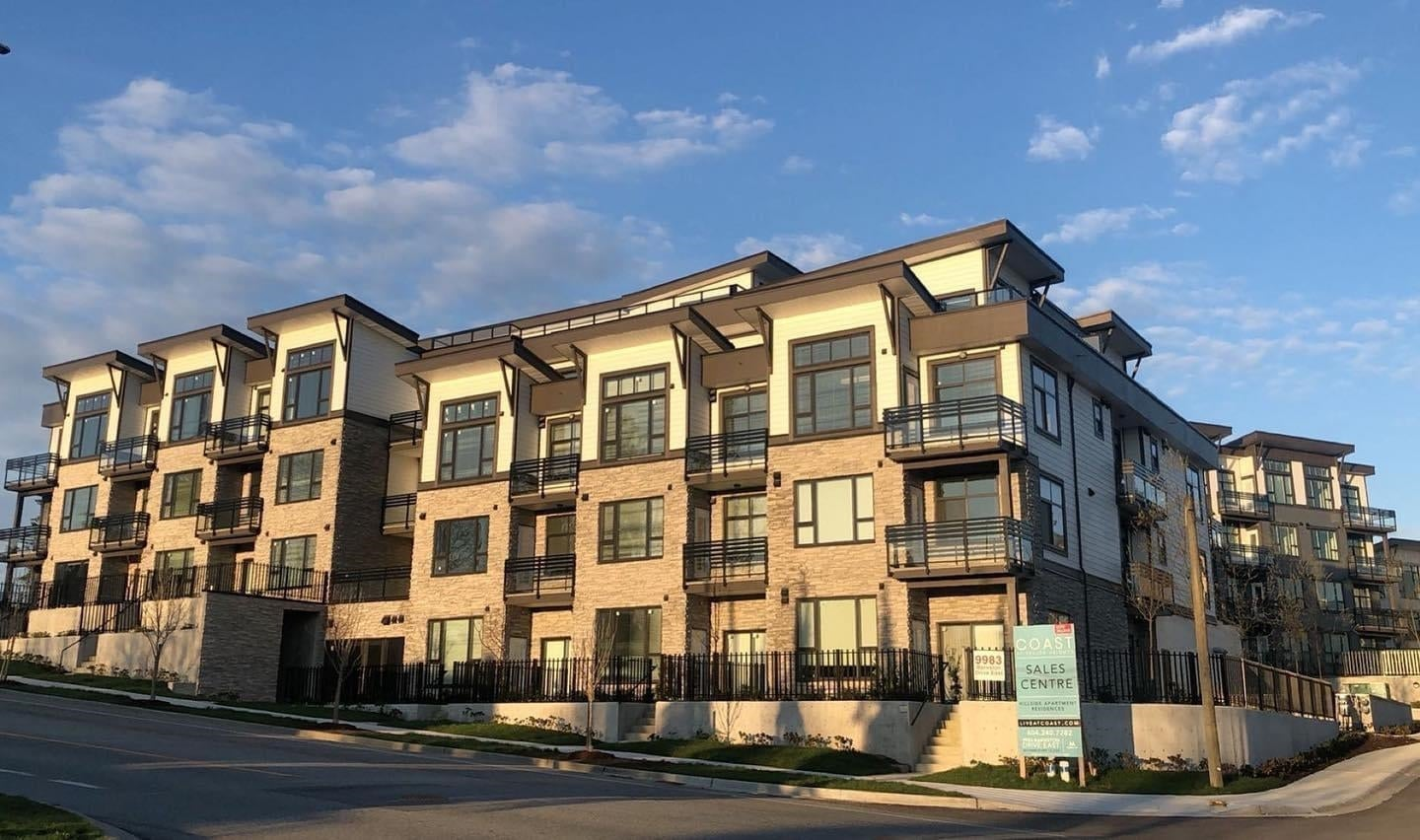302 9983 BARNSTON DRIVE - Fraser Heights Apartment/Condo for sale, 1 Bedroom (R2618823) - #9