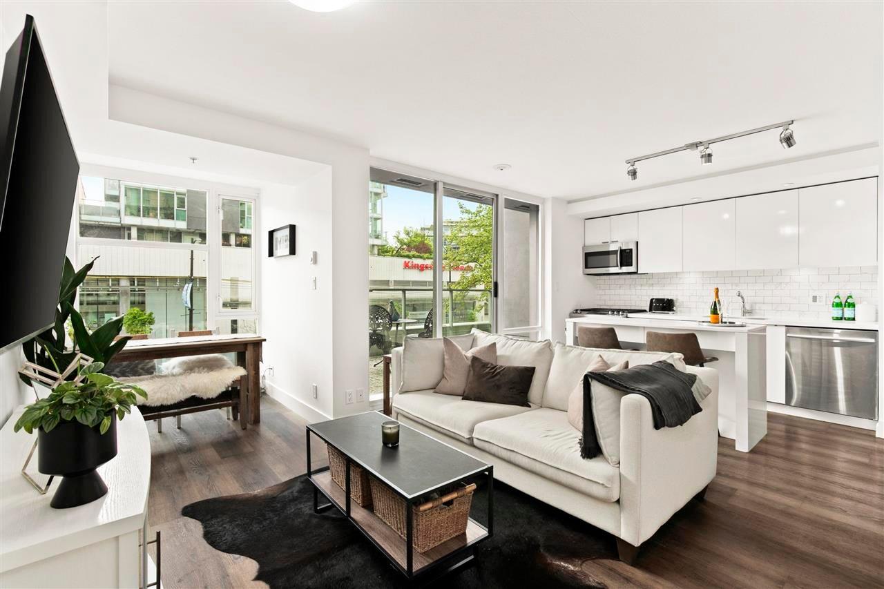 313 328 E 11TH AVENUE - Mount Pleasant VE Apartment/Condo for sale, 2 Bedrooms (R2618831) - #1