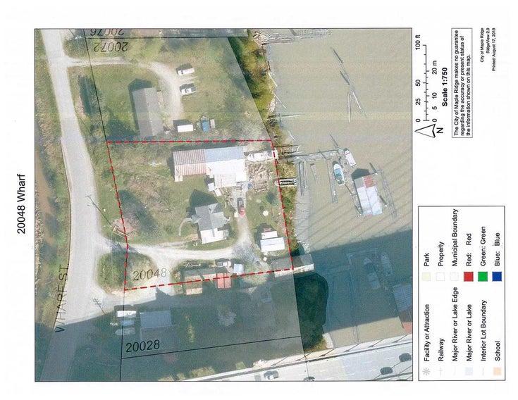 20048 WHARF STREET - Southwest Maple Ridge House/Single Family for sale, 3 Bedrooms (R2618850)