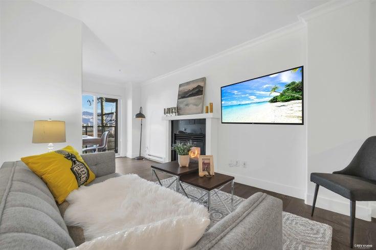 401 1818 WEST 6TH AVENUE - Kitsilano Apartment/Condo for sale, 2 Bedrooms (R2618856)