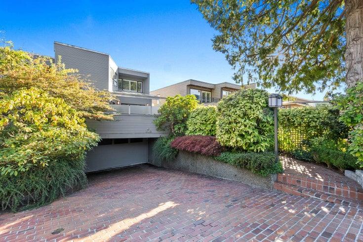 2320 BELLEVUE AVENUE - Dundarave 1/2 Duplex for sale, 3 Bedrooms (R2618864)
