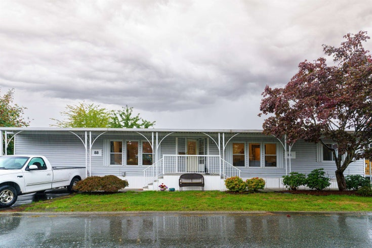 88 145 KING EDWARD STREET - Maillardville Manufactured for sale, 3 Bedrooms (R2618875)
