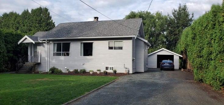 7541 MELVILLE STREET - Sardis East Vedder Rd House/Single Family for sale, 3 Bedrooms (R2618876)