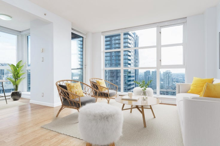 2404 1155 SEYMOUR STREET - Downtown VW Apartment/Condo for sale, 2 Bedrooms (R2618901)