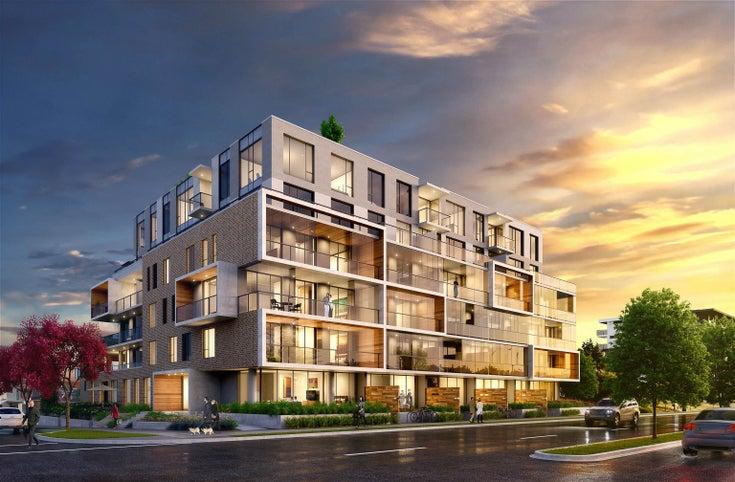 604 5733 ALBERTA STREET - Oakridge VW Apartment/Condo for sale, 2 Bedrooms (R2618910)