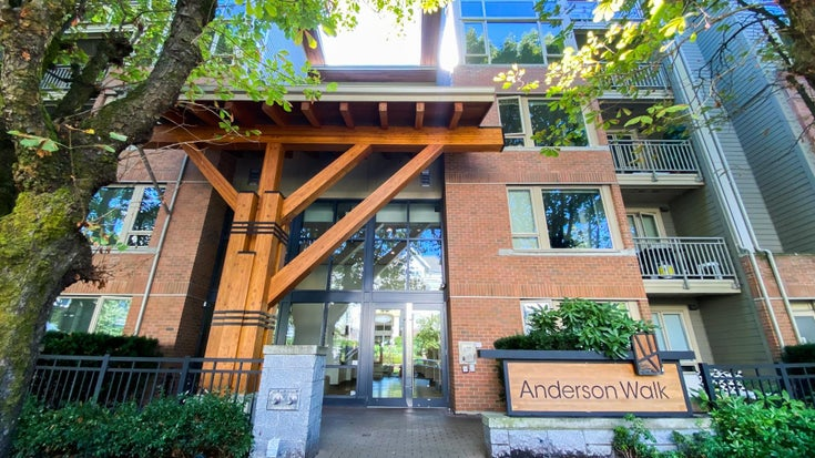 516 119 W 22ND STREET - Central Lonsdale Apartment/Condo for sale, 2 Bedrooms (R2618914)