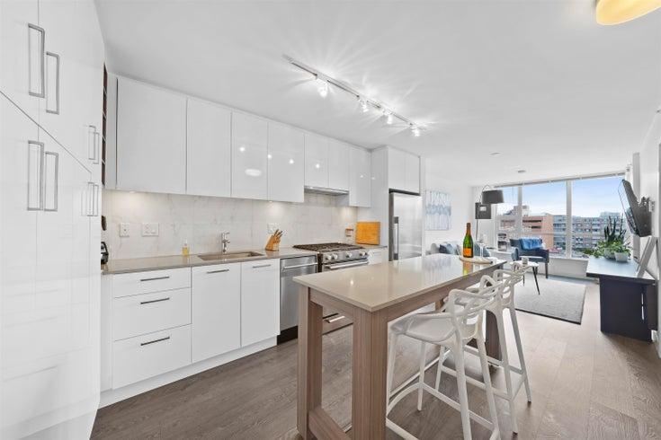 803 231 E PENDER STREET - Strathcona Apartment/Condo for sale, 1 Bedroom (R2618917)