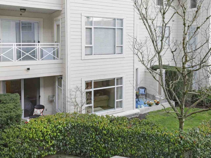 106 3625 WINDCREST DRIVE - Roche Point Apartment/Condo for sale, 2 Bedrooms (R2618922)