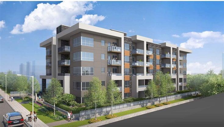 101 11917 BURNETT STREET - East Central Apartment/Condo for sale, 2 Bedrooms (R2618931)