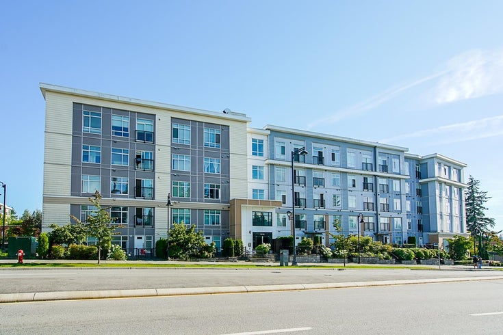 322 13728 108 AVENUE - Whalley Apartment/Condo for sale, 1 Bedroom (R2618934)