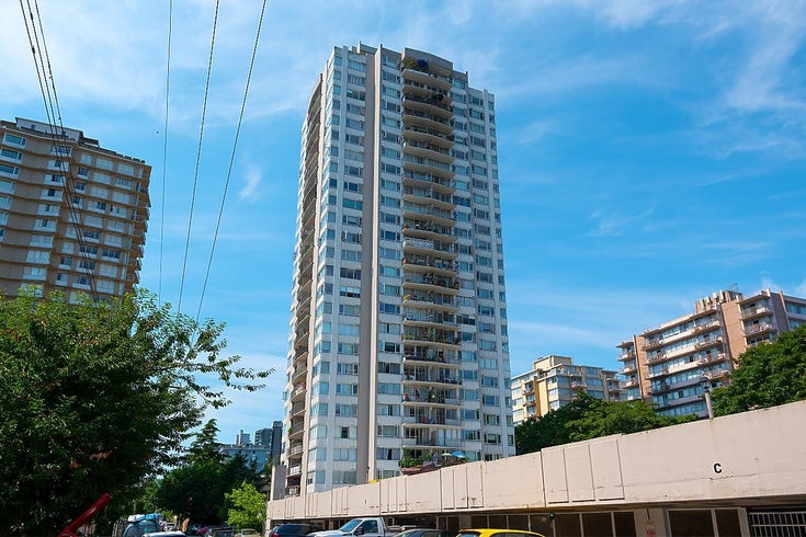 1403 1850 COMOX STREET - West End VW Apartment/Condo for sale, 1 Bedroom (R2618955)