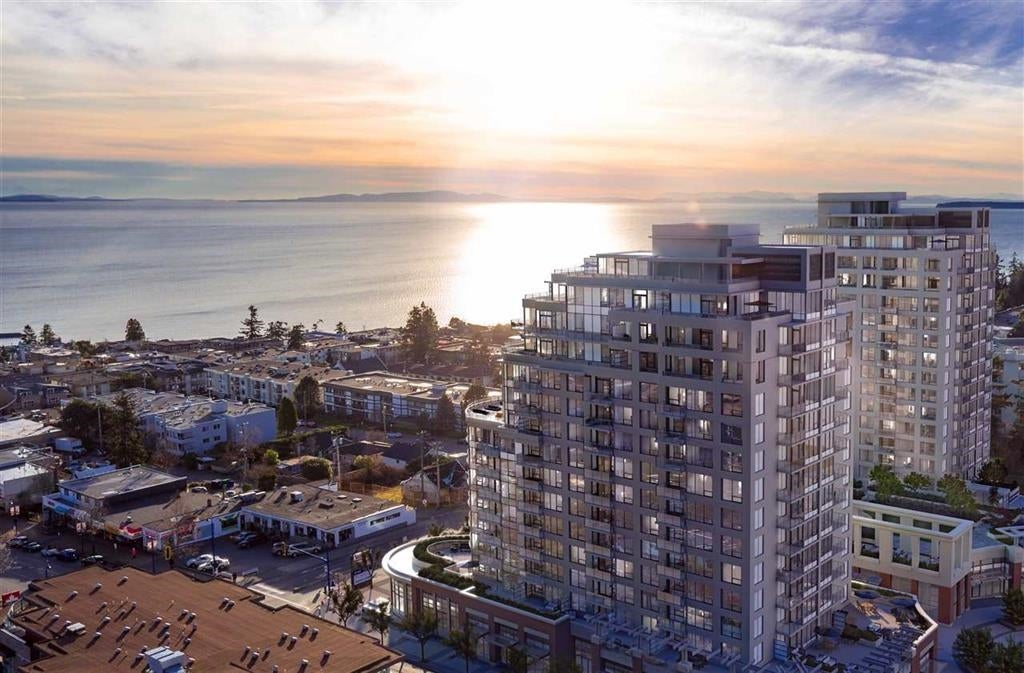 1007 15165 THRIFT AVENUE - White Rock Apartment/Condo for sale, 2 Bedrooms (R2619023)