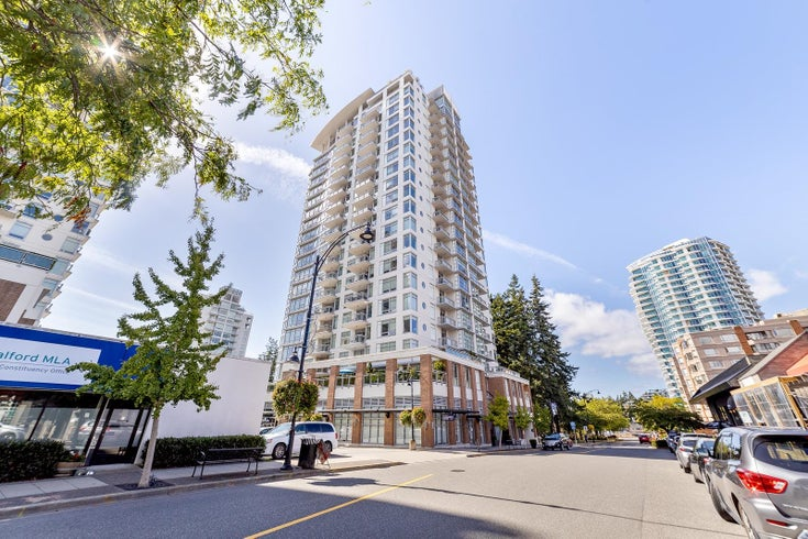 905 15152 RUSSELL AVENUE - White Rock Apartment/Condo for sale(R2619049)