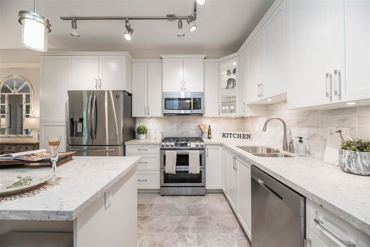 614 20376 86 AVENUE - Willoughby Heights Apartment/Condo for sale, 1 Bedroom (R2619053)