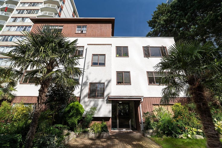 102 1743 PENDRELL STREET - West End VW Apartment/Condo for sale, 1 Bedroom (R2619070)
