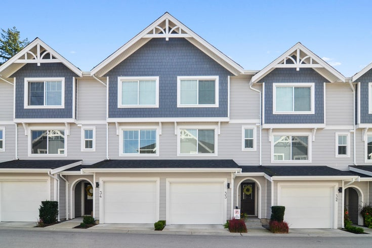 33 15717 MOUNTAIN VIEW DRIVE - Grandview Surrey Townhouse for sale, 3 Bedrooms (R2619072)