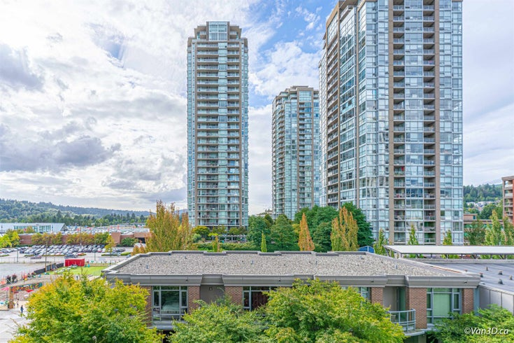 703 1155 THE HIGH STREET - North Coquitlam Apartment/Condo for sale, 2 Bedrooms (R2619087)