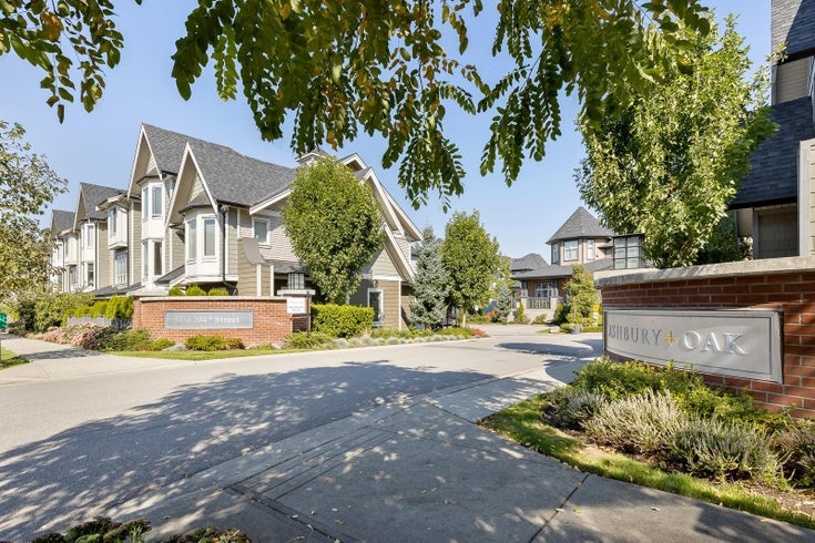 153 8138 204 STREET - Willoughby Heights Townhouse for sale, 2 Bedrooms (R2619088)