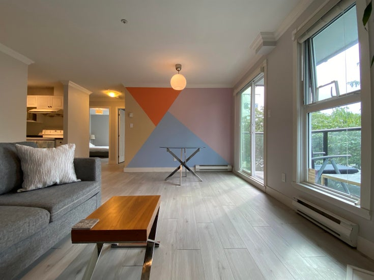 202 2212 OXFORD STREET - Hastings Apartment/Condo for sale, 2 Bedrooms (R2619108)