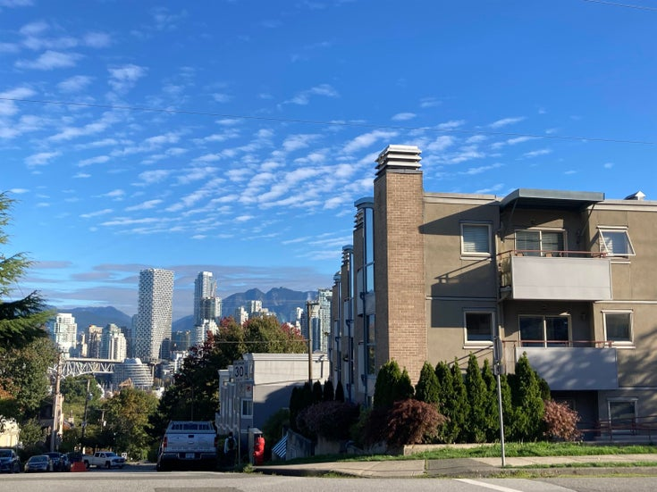 206 1195 W 8TH AVENUE - Fairview VW Apartment/Condo for sale, 2 Bedrooms (R2619110)
