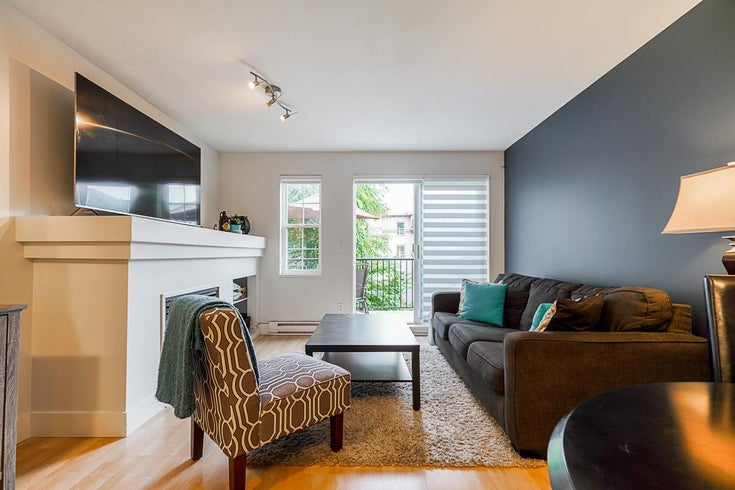 74 1561 BOOTH AVENUE - Maillardville Townhouse for sale, 2 Bedrooms (R2619112)
