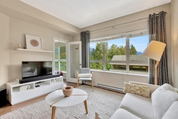 309 7445 FRONTIER STREET - Pemberton Apartment/Condo for sale, 1 Bedroom (R2619113)