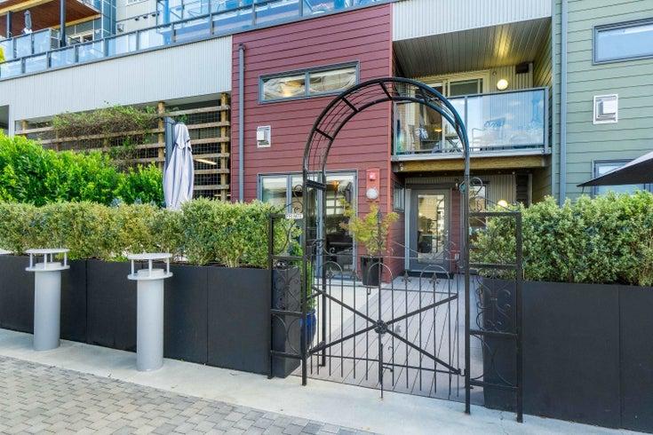 151 6168 LONDON ROAD - Steveston South Apartment/Condo for sale, 1 Bedroom (R2619129)