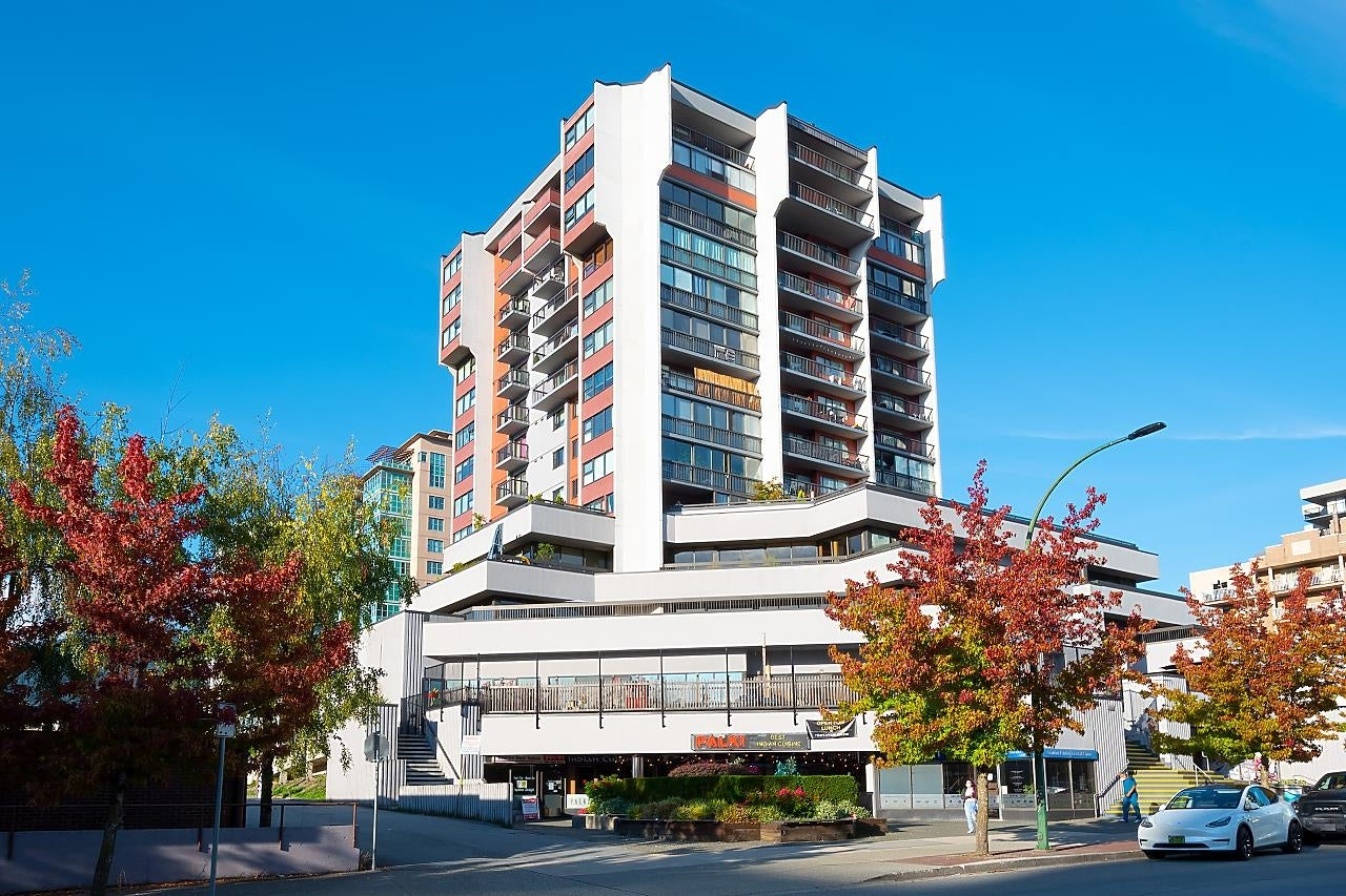 503 1515 EASTERN AVENUE - Central Lonsdale Apartment/Condo for sale, 1 Bedroom (R2619135) - #1