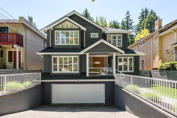 2808 W 39TH AVENUE - Kerrisdale House/Single Family for sale, 6 Bedrooms (R2619136)