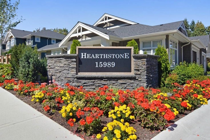 9 15989 MOUNTAIN VIEW DRIVE - Grandview Surrey Townhouse for sale, 2 Bedrooms (R2619149)