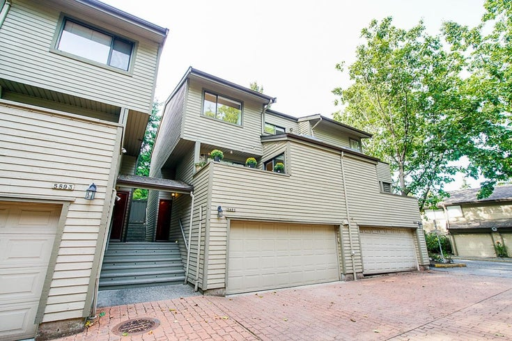 5891 MAYVIEW CIRCLE - Burnaby Lake Townhouse for sale, 3 Bedrooms (R2619161)