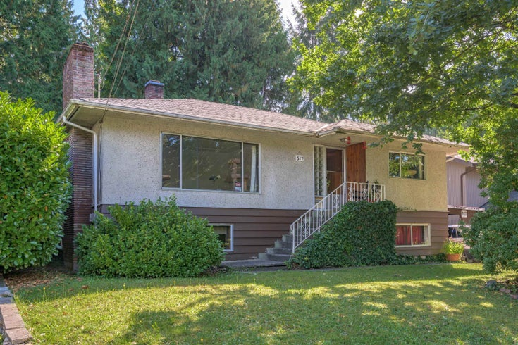 517 ROXHAM STREET - Coquitlam West House/Single Family for sale, 4 Bedrooms (R2619166)