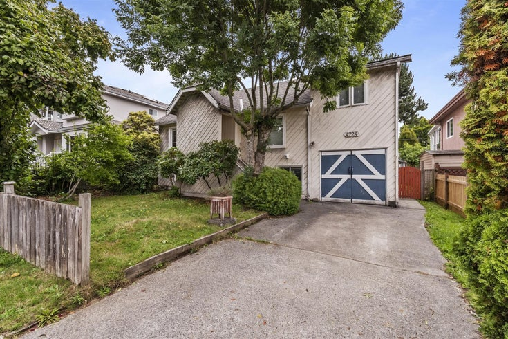 4724 MOSS STREET - Collingwood VE House/Single Family for sale, 4 Bedrooms (R2619178)