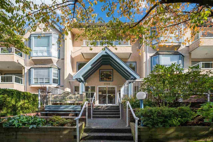 304 5568 BARKER AVENUE - Central Park BS Apartment/Condo for sale, 2 Bedrooms (R2619181)