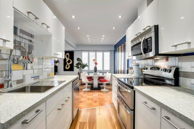 306 1216 W 11TH AVENUE - Fairview VW Apartment/Condo for sale, 1 Bedroom (R2619193)