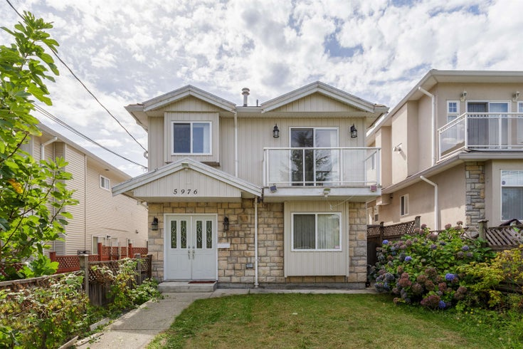 5976 WOODSWORTH STREET - Central BN 1/2 Duplex for sale, 3 Bedrooms (R2619210)