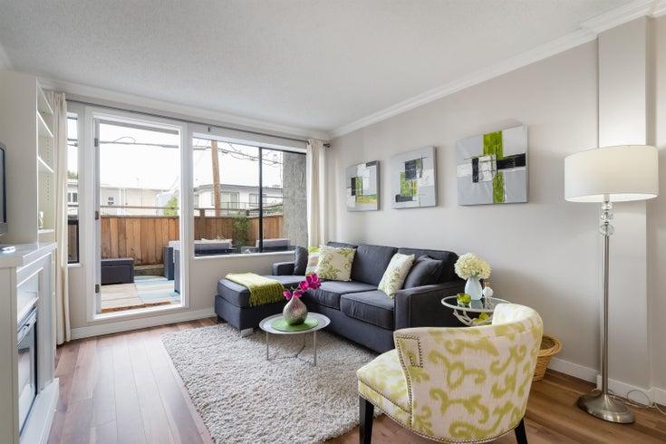 112 853 E 7TH AVENUE - Mount Pleasant VE Apartment/Condo for sale, 1 Bedroom (R2619238)