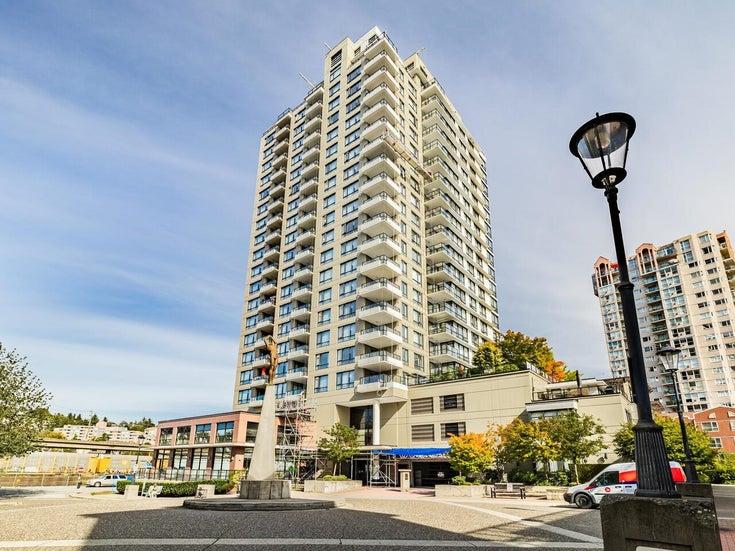 705 1 RENAISSANCE SQUARE - Quay Apartment/Condo for sale, 2 Bedrooms (R2619244)