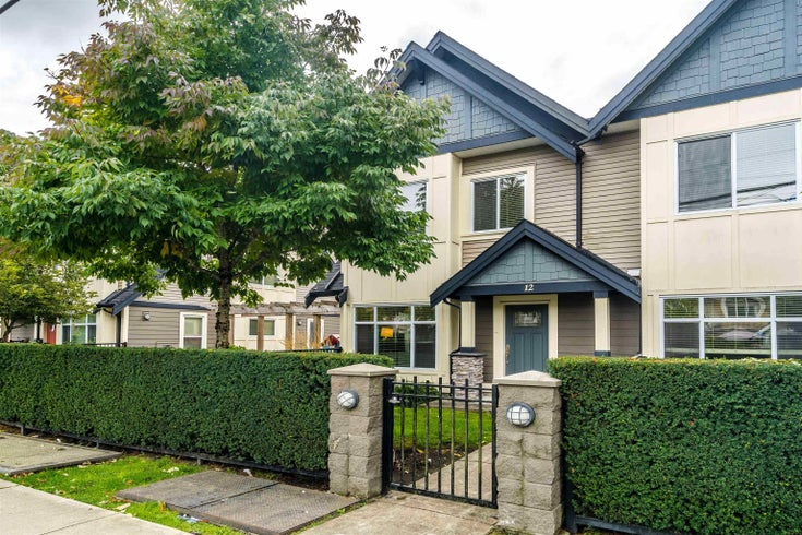 12 7028 ASH STREET - McLennan North Townhouse for sale, 3 Bedrooms (R2619249)