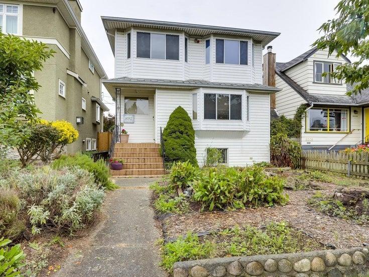 8192 HAIG STREET - Marpole House/Single Family for sale, 6 Bedrooms (R2619264)