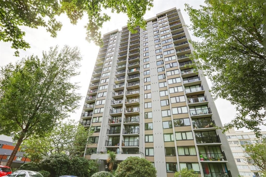 1902 1330 HARWOOD STREET - West End VW Apartment/Condo for sale, 2 Bedrooms (R2619270)