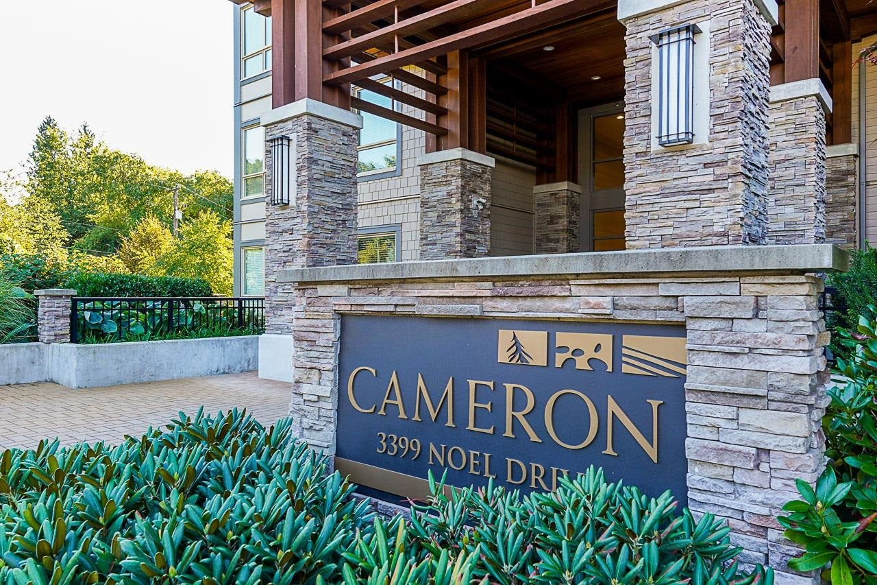 215 3399 NOEL DRIVE - Sullivan Heights Apartment/Condo for sale, 1 Bedroom (R2619275)