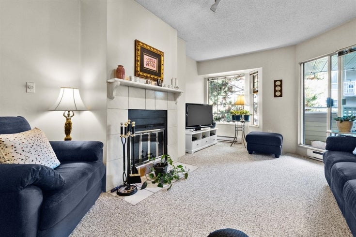 218 7591 MOFFATT ROAD - Brighouse South Apartment/Condo for sale, 1 Bedroom (R2619277)