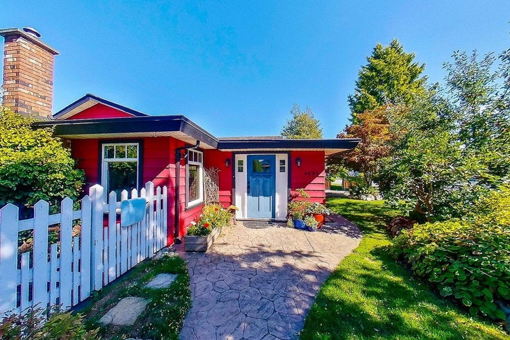 4695 CANNERY CRESCENT - Ladner Elementary House/Single Family for sale, 3 Bedrooms (R2619287)
