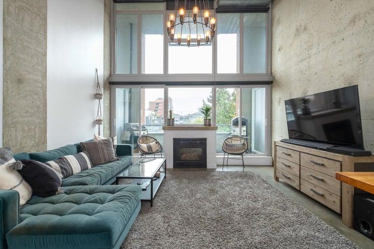 414 289 ALEXANDER STREET - Strathcona Apartment/Condo for sale, 1 Bedroom (R2619293)