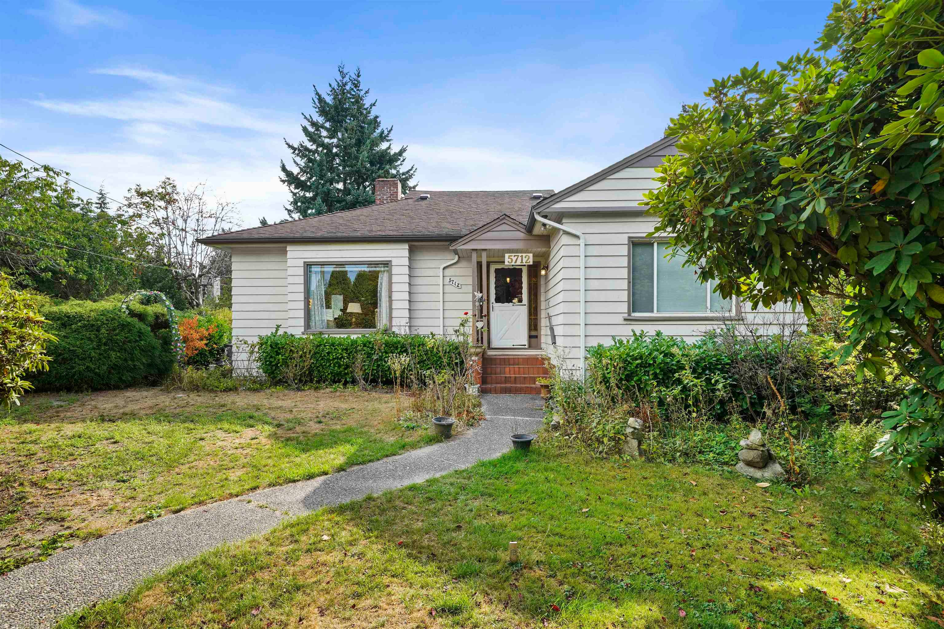 5712 CROWN STREET - Southlands House/Single Family for sale, 3 Bedrooms (R2619308) - #1