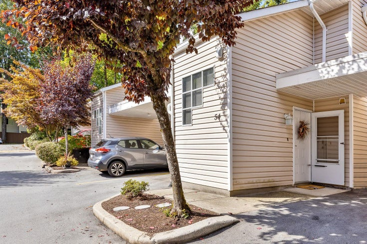 54 1235 LASALLE PLACE - Canyon Springs Townhouse for sale, 2 Bedrooms (R2619322)