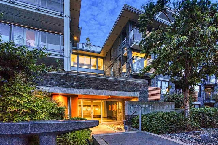 111 221 E 3RD STREET - Lower Lonsdale Apartment/Condo for sale, 1 Bedroom (R2619340)